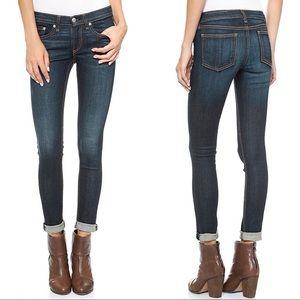 Rag & Bone Skinny Stretch Jeans Kensington 32